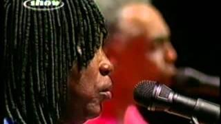 Milton Nascimento e Gilberto Gil - Trovoada ao vivo 2001.