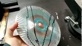 самодельный Нож из алмазного диска