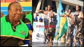 """Waziri Mwakyembe athibitisha Diamond na Vanessa kutua JAMAFEST 2019 """"Mabinti wa Rwanda ni kiboko"""""""