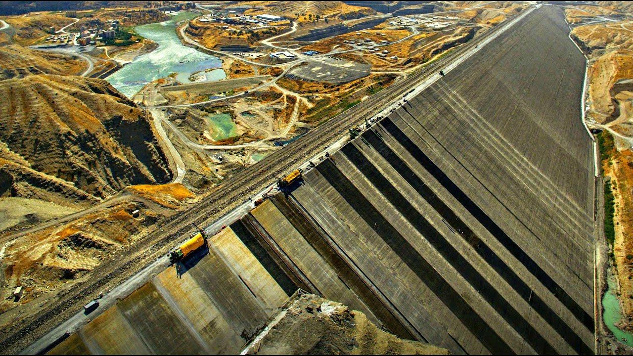 Как одна турецкая плотина создала огромную проблему в Арабском мире