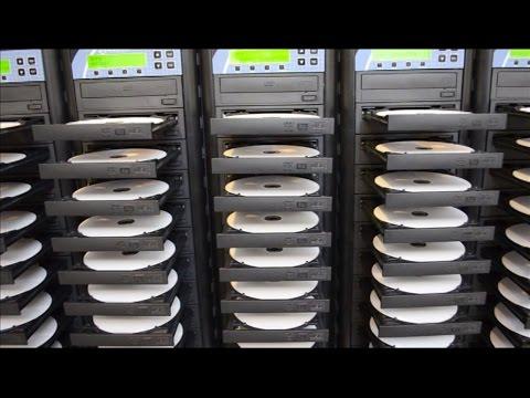 CD & DVD Duplication at TGA Recording Company Inc.