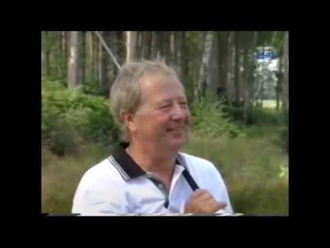 Golf Clubs with Tim Brooke Taylor  Bearwood Lakes 2002