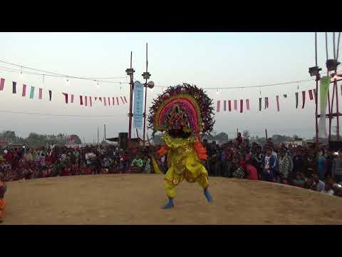 CHHAU DANCE PURULIA 2018