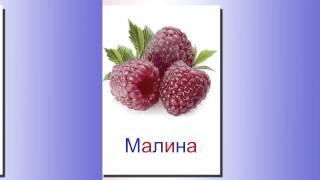 Картинки для детей овощи и фрукты  Картинки для детского сада