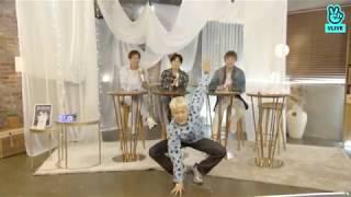"WINNER HOONY ""TALA"" dance  - 위너 이승훈 V LIVE (02.15.20)"