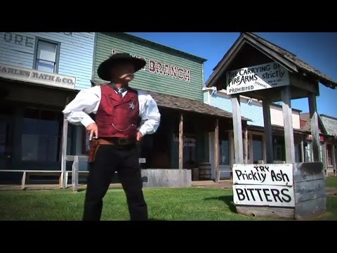 Dodge City, Kansas TV Ad