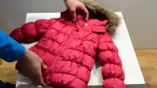 Куртка детская зимняя. Германия - девочка. Обзор 37. Lupilu Topolino Palomino HM CA Rodeo куртки