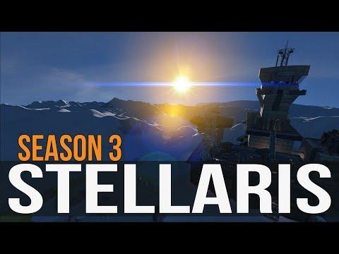 Stellaris Season 3 - #2 - Pirates Attack the Alliance