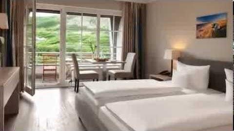 Hotelvideo Dorint Strandresort & Spa Sylt/Westerland - dorint.com/sylt