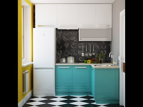 Маленькая кухня хрущевка дизайн, стиль интерьера фото