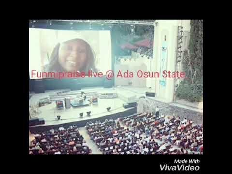 Funmipraise live at Ada Osun State... 07039074890