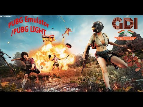 PUBG Mobile/ PUBG Light PC Play Online Games Live Video & Winner Winner  Chicken Dinner Season