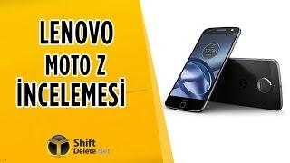 Lenovo Moto Z İnceleme - Moto Mod'lar ve Moto Z karşınızda!