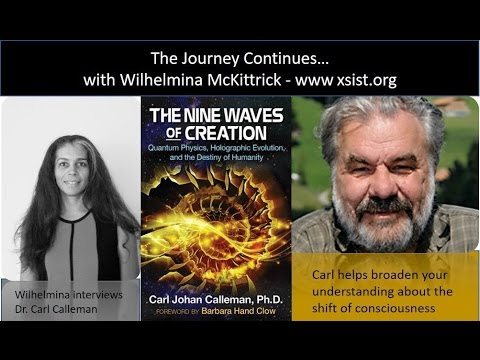 The Journey Continues... Wilhelmina interviews Dr. Carl Joha