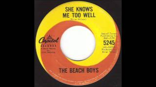 The Beach Boys - She Knows Me Too Well