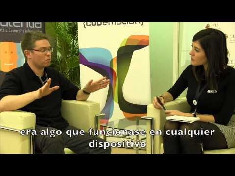 Codemotion 2014: Entrevista a David Rousset