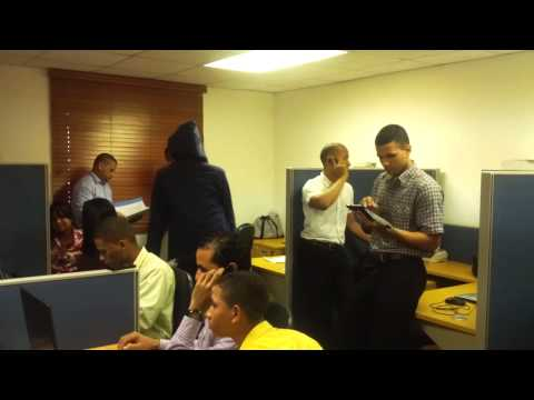 Harlem Shake (Dominican Office Edition)