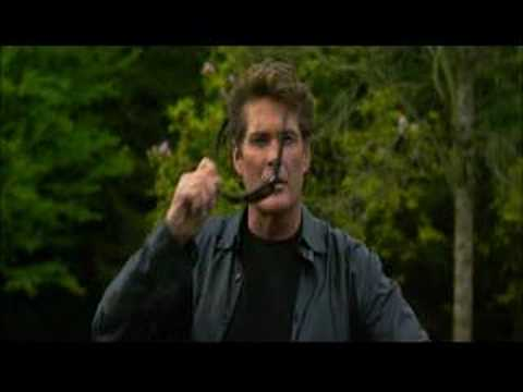 KITT's apperance in a movie 2007