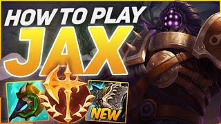 Hullbreaker Made Jax OṖ Again | Build & Runes | How To Play Jax Season 11 | League of Legends