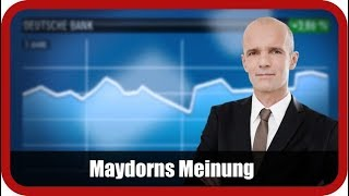 Maydorns Meinung: Dow Jones, Apple, Wirecard, Deutsche Bank, BASF, Daimler, BYD, Tesla