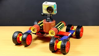How to Make Powerful Smart Remote Controlled Car at Home - Build a Remote Controlled Car