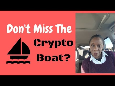 Don't Miss The Crypto Boat!
