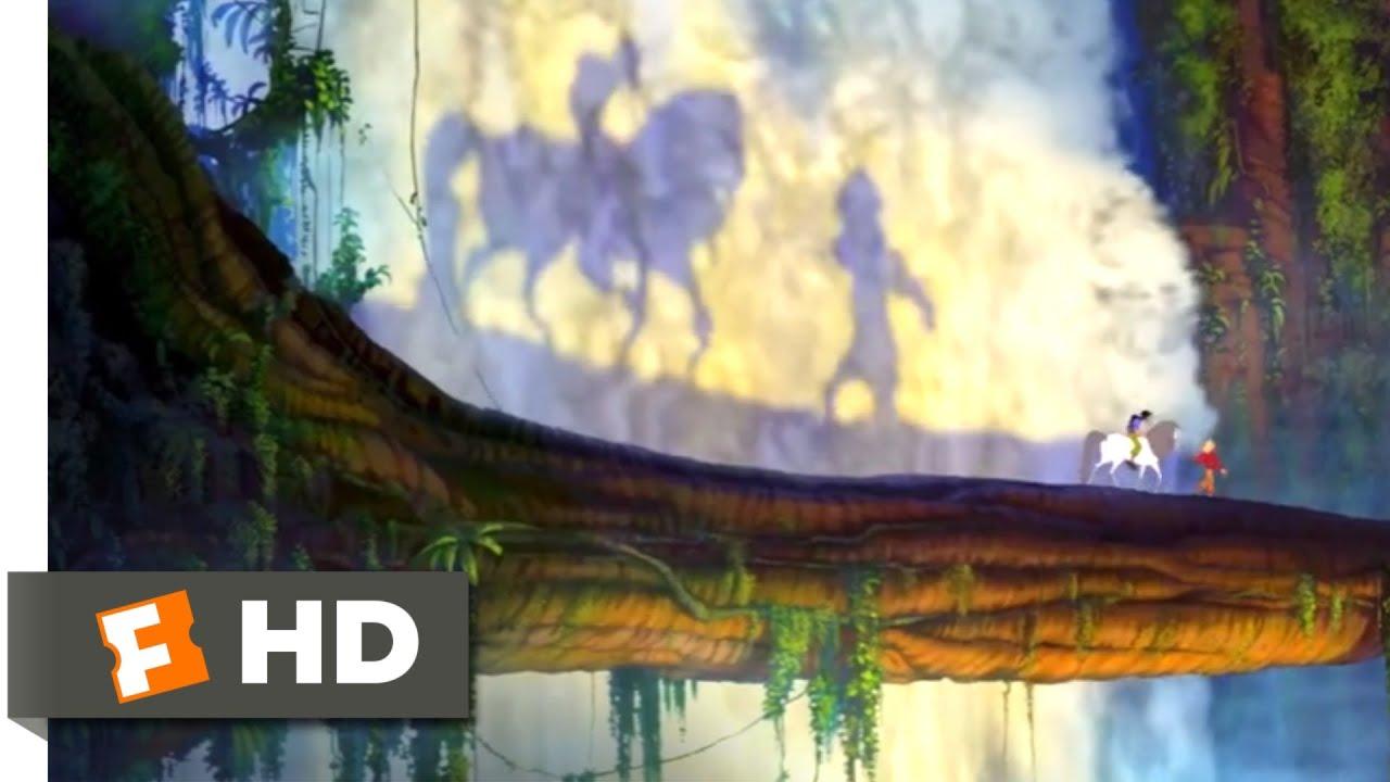 Download The Road to El Dorado (2000) - The Trail We Blaze (3/10)   Movieclips