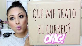 QUE ME TRAJO EL CORREO?? MakeupLover67