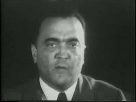 FBI's Hoover Blasts Lenient Parole Boards 1937/10/4