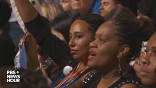 Watch actress Eva Longoria's full speech at the 2016 Democratic National Convention
