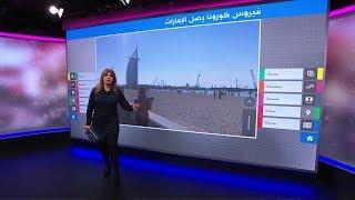 فيروس كورونا يصل الإمارات، والسودان يشتبه بحالتين