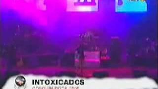 intoxicados - Vivo cosquin rock 09 - Reggae para los amigos
