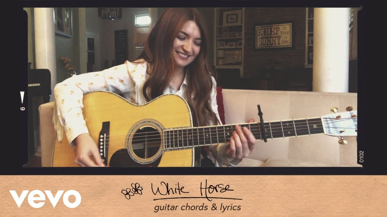 Tenille Townes   White Horse Guitar Chords & Lyric Video