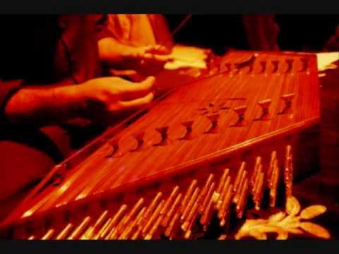 Persian Music- santur, By Parviz Meshkatian