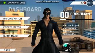 krrish 3 Game (Gameplay)