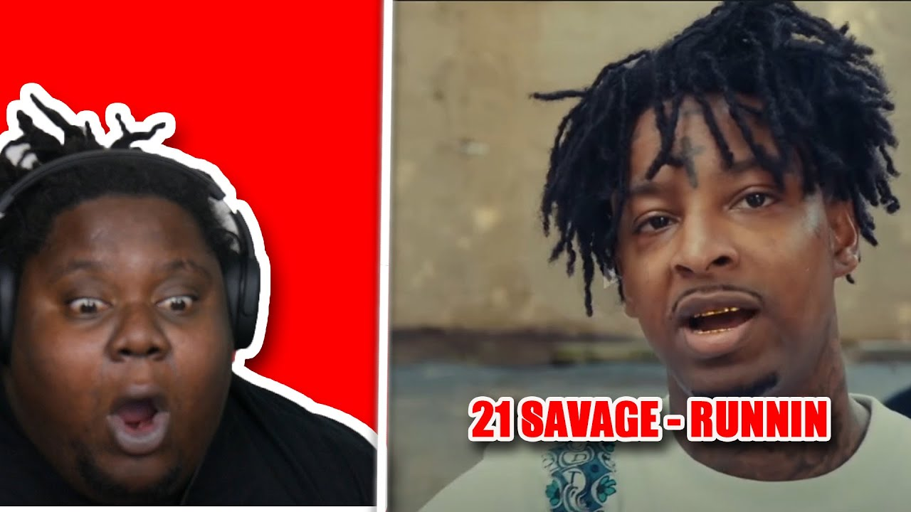 21 savage went crazy 21 savage x metro boomin runnin official music video reaction youtube 21 savage went crazy 21 savage x metro boomin runnin official music video reaction