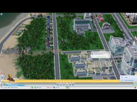 SimCity Lets Play Ep 17 - Trade Depot Issues