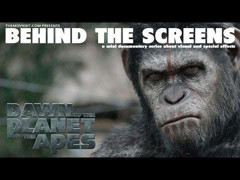 Dawn Of The Planet Of The Apes - Visual Effects - Motion Capture