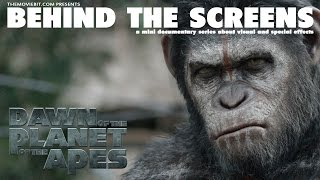 Repeat youtube video Dawn Of The Planet Of The Apes - Visual Effects - Motion Capture