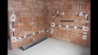 Video Budowa domu KROK PO KROKU etap 9: instalacja elektryczna i hydrauliczna download MP3, 3GP, MP4, WEBM, AVI, FLV November 2018