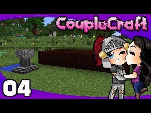 CoupleCraft - Ep. 4: Mystical Flower Adventure! | Minecraft Modded Survival