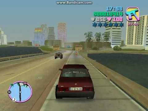 gta vice city şahin yaması - youtube