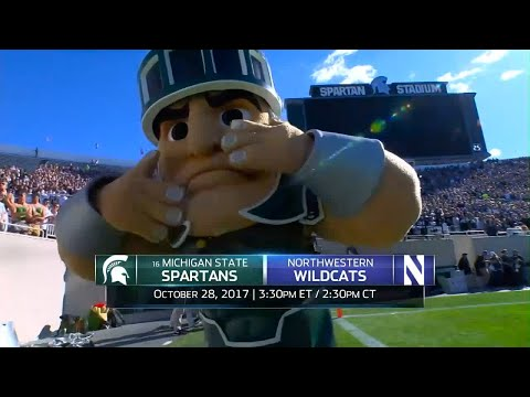 Week 9 Football Previews: Michigan State at Northwestern
