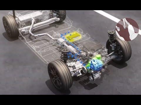 Cómo funcionan los motores MILD Hybrid?