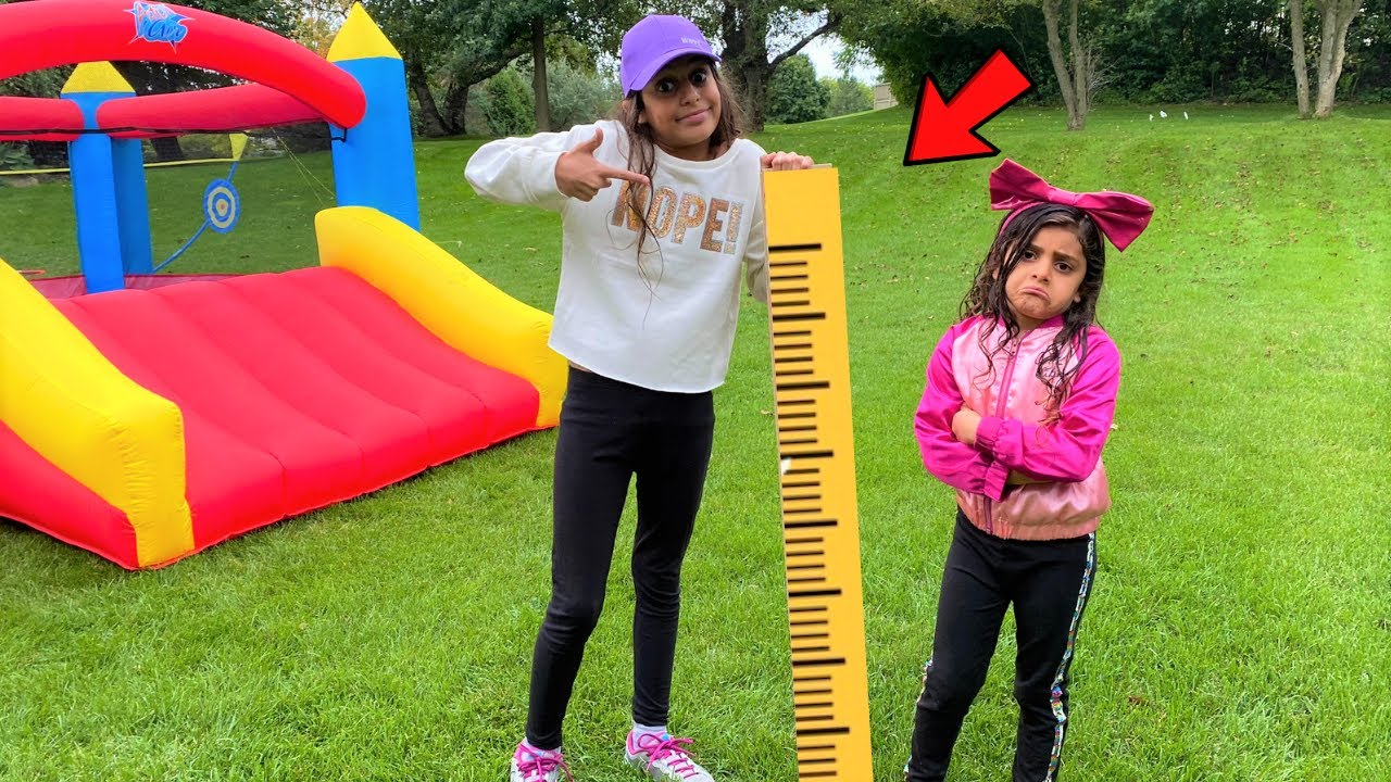 Download Sally wants to be Taller and go to Playground