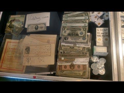 Cason Schaffer Coin Show Vicksburg Ms. 6-3-17
