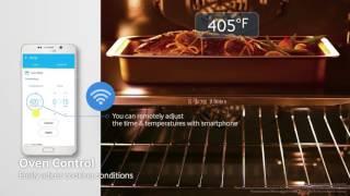 Samsung Range NE58K9850