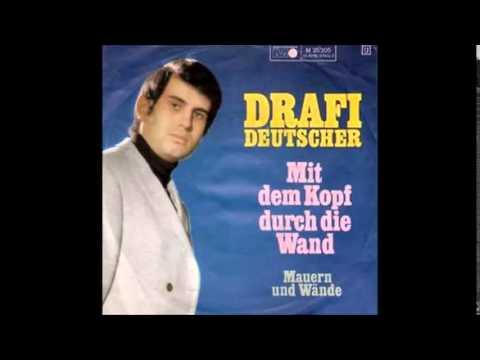 Drafi deutscher mit dem kopf durch die wand 1970 youtube - Durch die wand horen ...