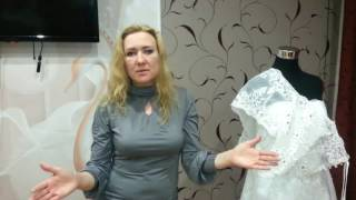 Обзор свадебных платьев xxl из Китая. Какие размеры самые ходовые?