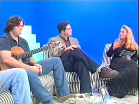 Banda Catedral - Lançamento do CD A Revolução (Conexão Gospel - Rede Manchete 1998)